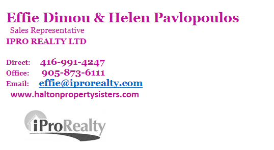 Effie Dimou & Helen Pavlopoulos, iProRealty