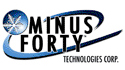 Minus Forty Technologies