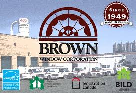 Brown Window Corp